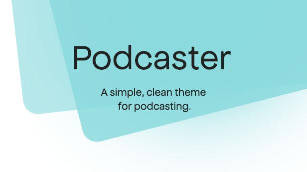 Podcaster - Multimedia WordPress Theme - 3