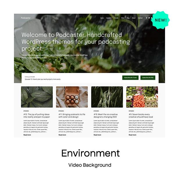 Podcaster - Multimedia WordPress Theme - 7